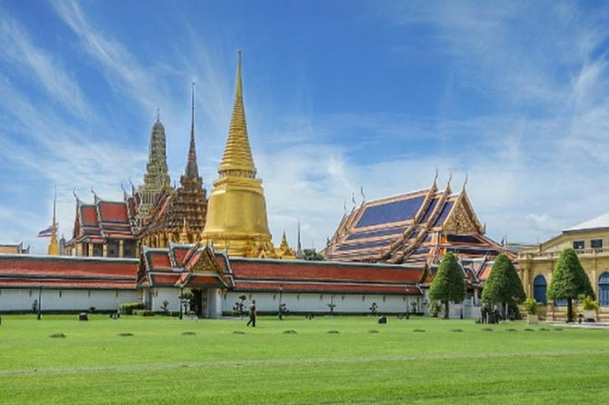 Bangkok Highlights by Private Transport