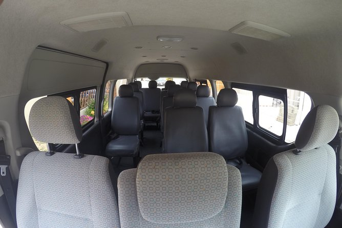 Private Transportation from the Zihuatanejo Airport to your hotel in Ixtapa