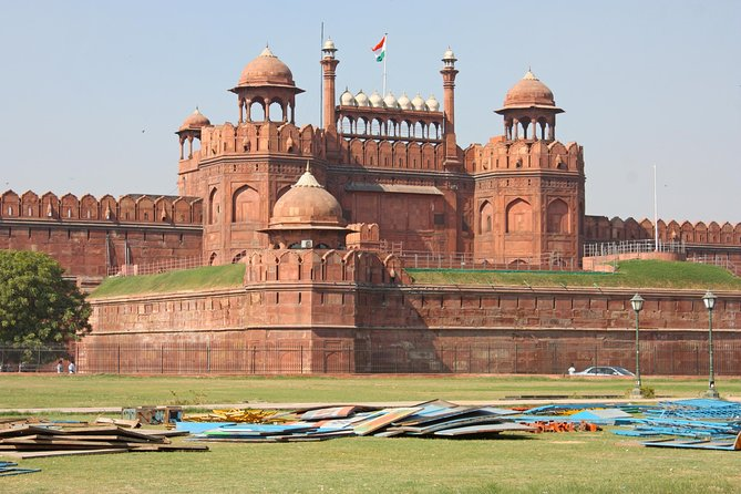 4 Nights and 5 Days Golden Triangle Tours of India