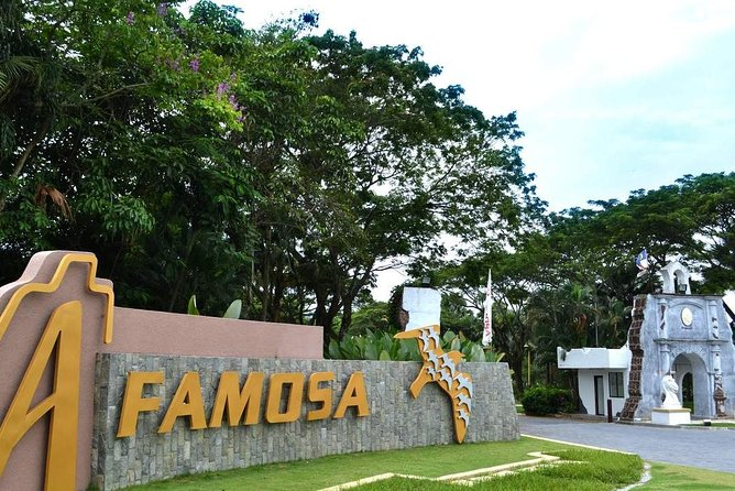 A'Famosa Theme Parks Admission Ticket
