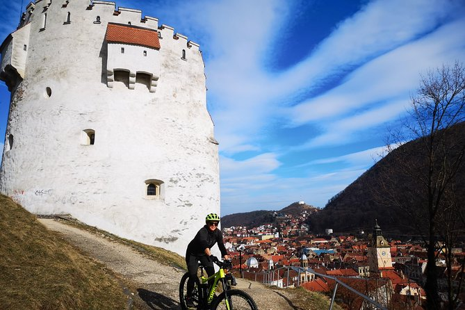 Brasov E-Bike Guided Discovery