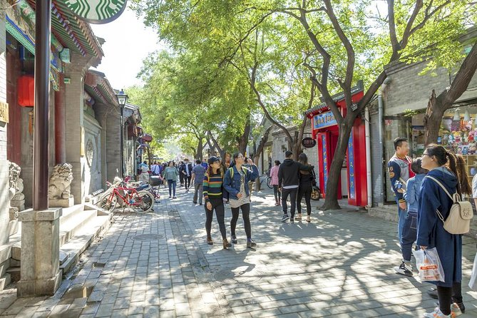 Beijing Half Day Private Tour: Forbidden City and Traditional Hutongs