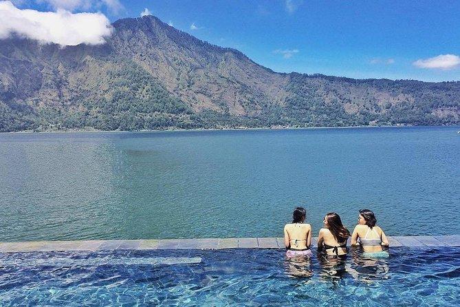 Private Tour: Full-Day Mount Batur Volcano Sunrise Trek with Natural Hot Springs