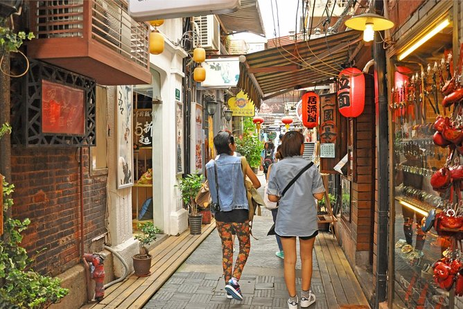Private Day Trip to Zhujiajiao Water Village plus Tianzifang and Tea Ceremony