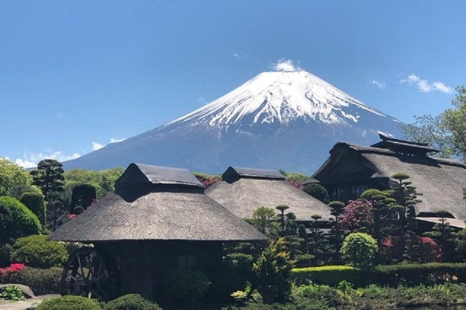 Full Day Mt.Fuji Chartered Taxi Tour