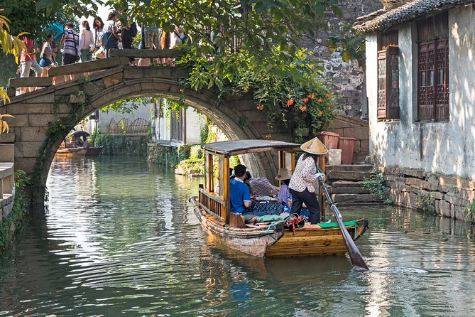 Shanghai Getaway: Suzhou and Zhouzhuang Water Village Day Trip