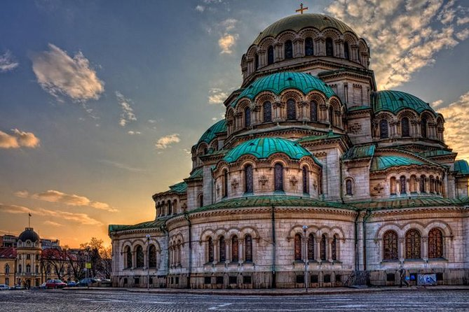 Guided Visit to Alexander Nevsky Cathedral