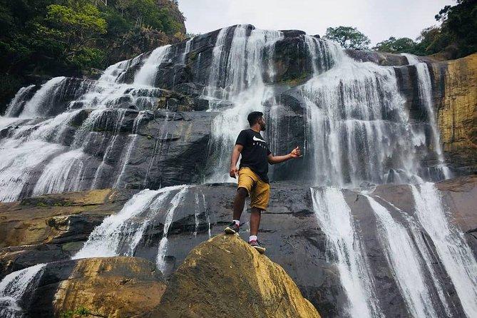 Kandy Tour C - Waterfalls, Tea Plantation & Ancestors Village