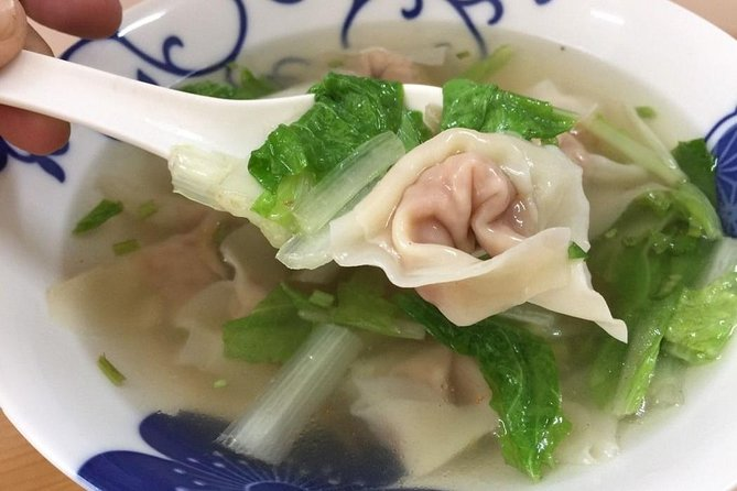 Wonton Cooking Class in Shanghai with Local Life Private Tour