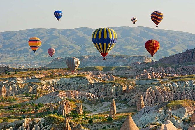 2-Day Bus Tour of Cappadocia from Istanbul