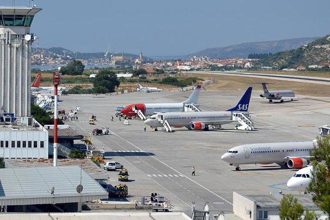 Hvar to Split (Airport) Private sea transfer