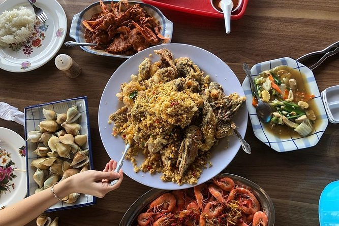 Batam Full-day Tour with Kelong Lunch