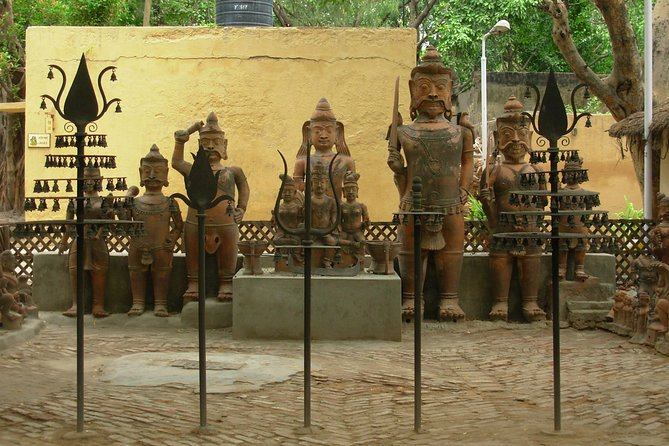 Tribal Art & Crafts Tour in Delhi