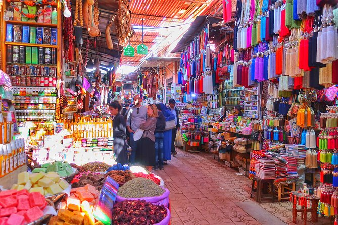 Made in Marrakech Private Souks Shopping Tour (Incl. Pickup)