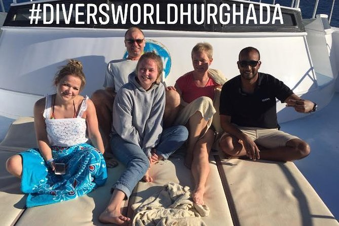 divers world hurghada,diving school