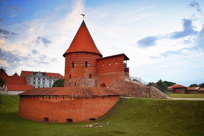 Small-Group Day Trip to Trakai, Rumsiskes & Kaunas from Vilnius