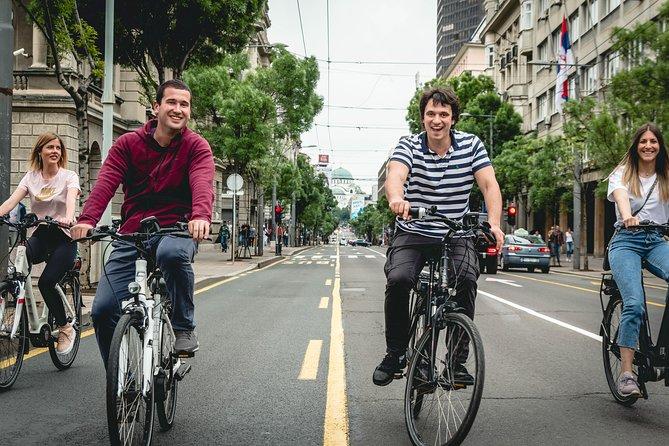 Enjoy the First E-Guided E-Bike Tour in Belgrade