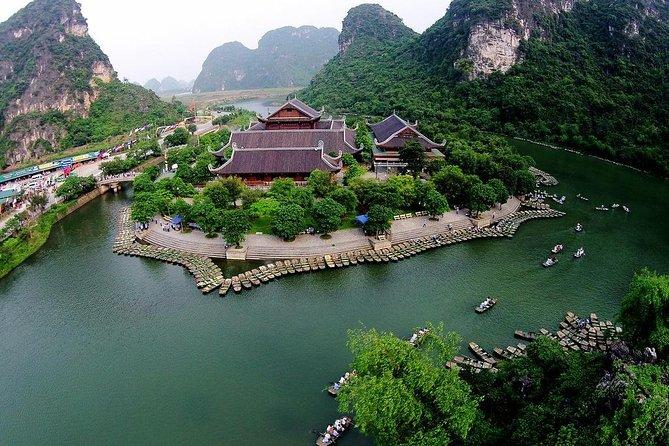 Trang An - Bai Dinh Pagoda 1 Day Tour