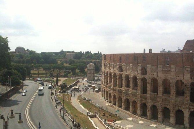 Transfer from the port of Civitavecchia to Rome