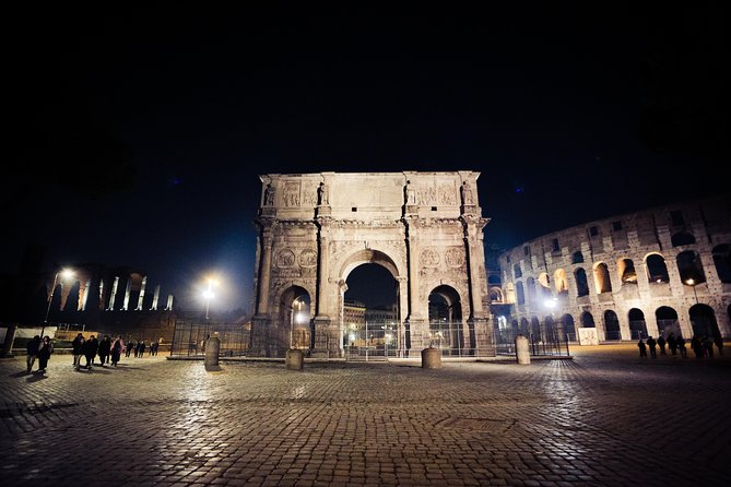 Rome by Night Tour Including Dinner photo 12