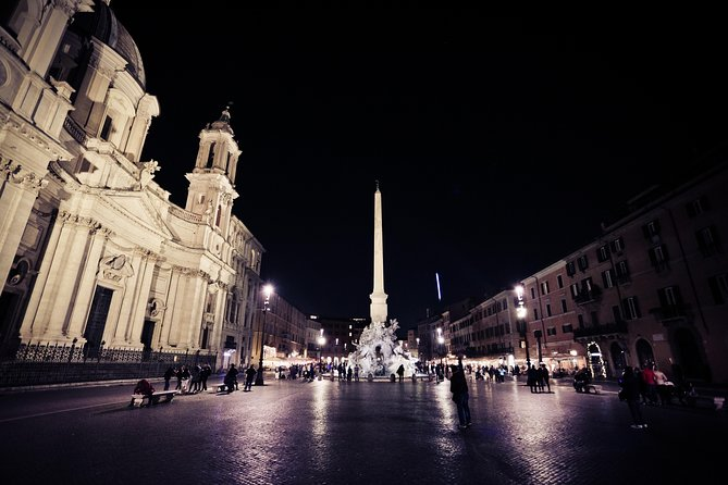Rome by Night Tour Including Dinner photo 7