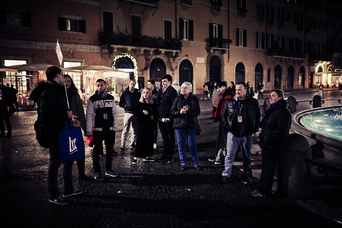 Rome by Night Tour Including Dinner photo 9