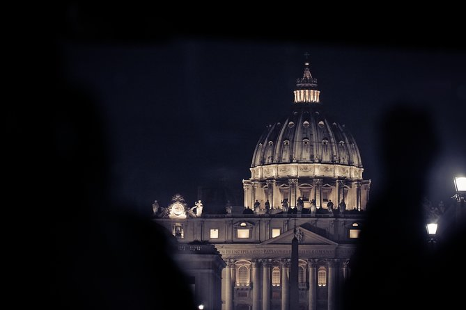 Rome by Night Tour Including Dinner photo 8