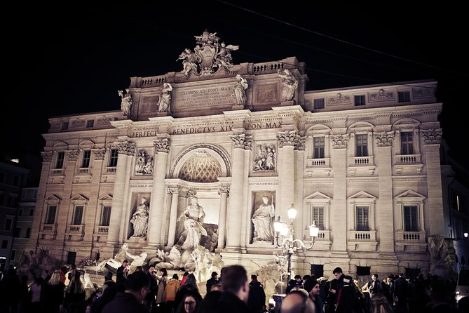 Rome by Night Tour Including Dinner photo 19