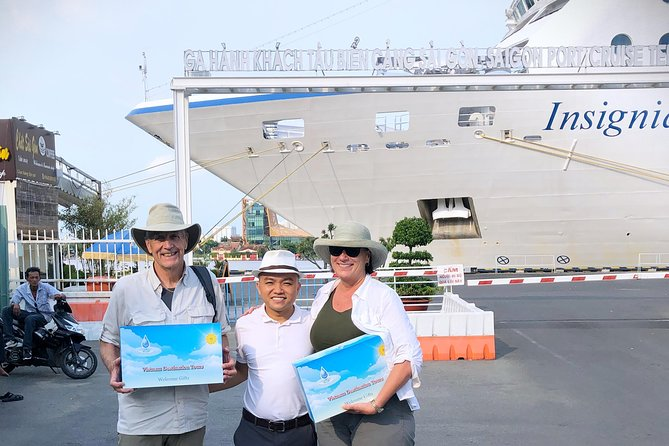 BEST Vietnam Tours from Cruise Ships - Phu My Port