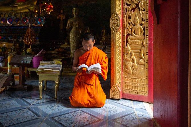 Wat Chomjeng Temple - 1hrs tours