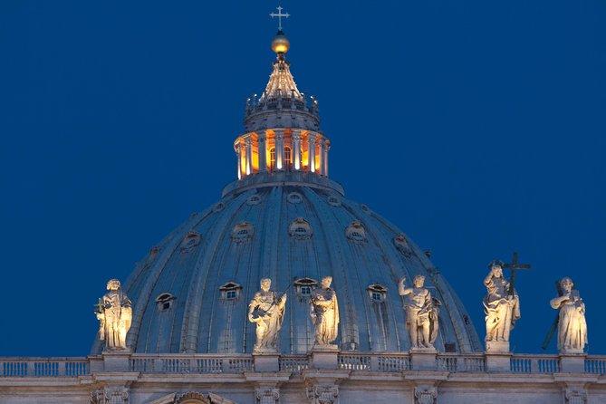 Skip the line: Vatican Express - Sistine Chapel & Saint Peter, Small group