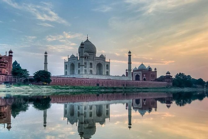 Same Day Taj Mahal Tour With All Inclusive