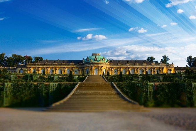 Individuele stadstour naar Potsdam vanuit Berlijn