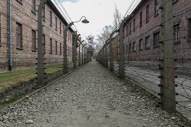 Auschwitz-Birkenau-Monowitz - panorama tour