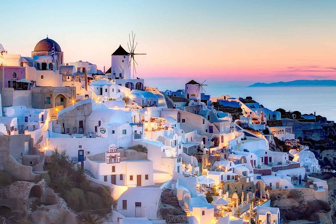Santorini Photo Shooting Customizable Private Tour