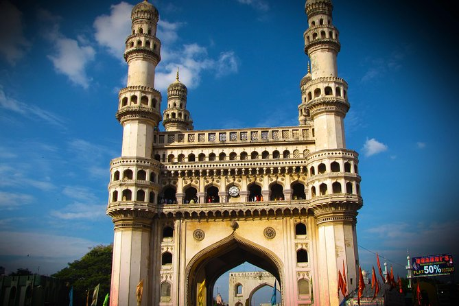 Private Half-Day Tour of Chowmahalla Palace and Charminar