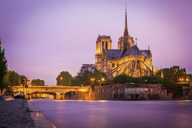 Seine River Sightseeing Cruise & Paris Illuminations Tour