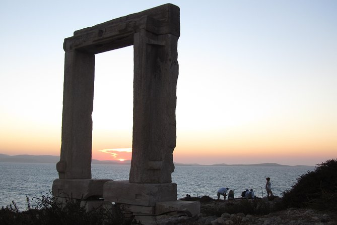 Naxos Castle and Portara Sunset Walking Tour