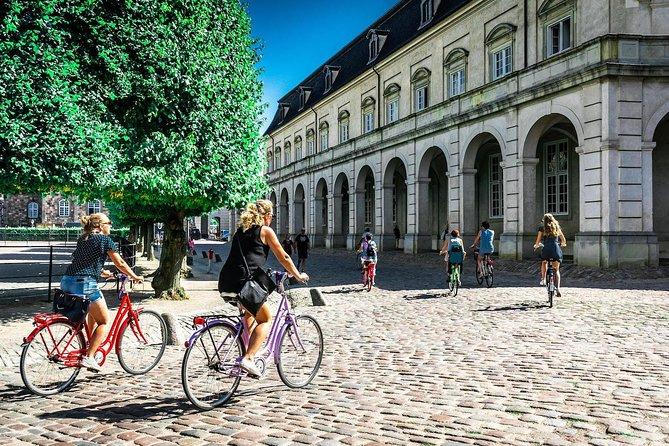 Complete Copenhagen by Bike Christiansborg Palace