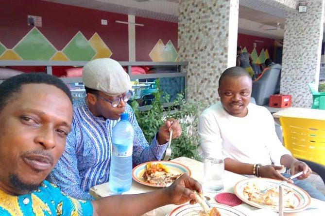 Private Small-Group Lagos Markets & Cuisine Tour