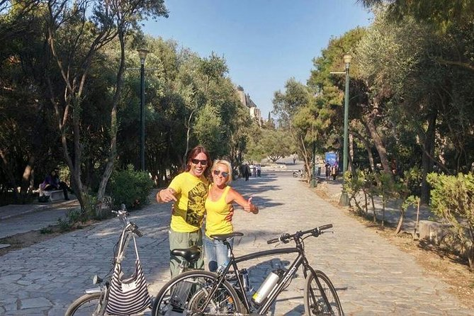 Athens Tour with Electric Bike photo 4