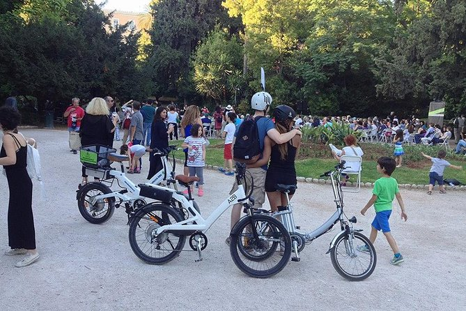 Athens Tour with Electric Bike photo 11