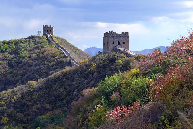Jinshanling Great Wall Private Tour with Gubei Water Town and Sunset on Simatai photo 4
