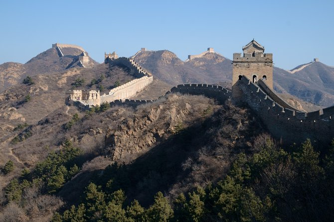 Jinshanling Great Wall Private Tour with Gubei Water Town and Sunset on Simatai photo 3