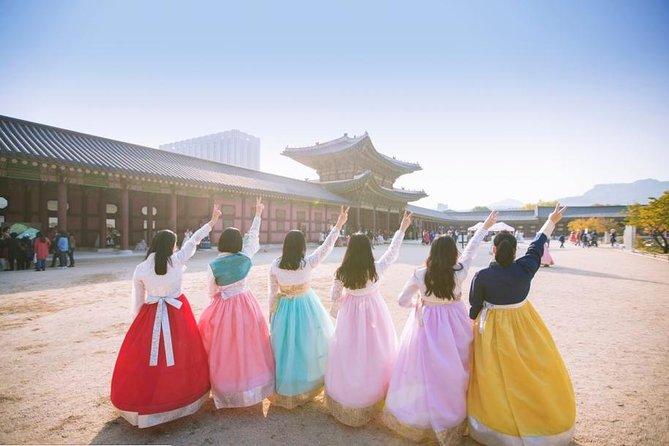 5D4N tour with private van - Seoul city