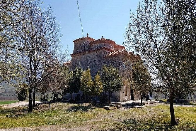 Visit the Monastery of Mesopotam and The Archaeological Park of Phoenice (Finiq)