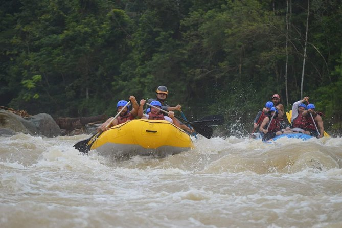 White Water Rafting, Half Day Naranjo River