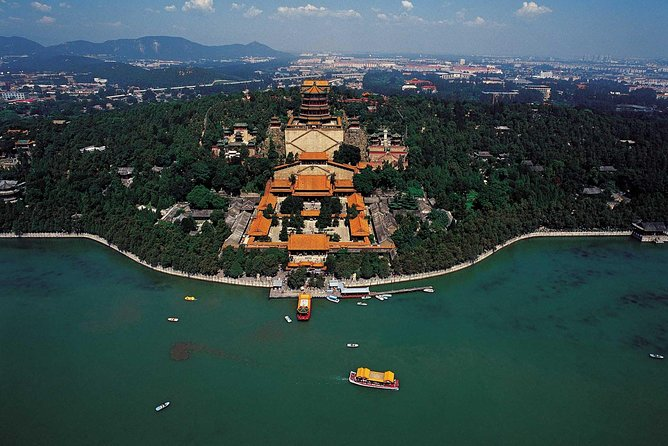Private City Overview Tour With Imperial Lunch and Cruise Inside Summer Palace photo 13
