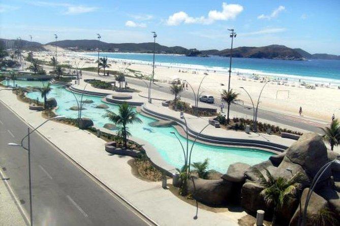 Full Day Cabo Frio Schooner Cruise - Rio de Janeiro