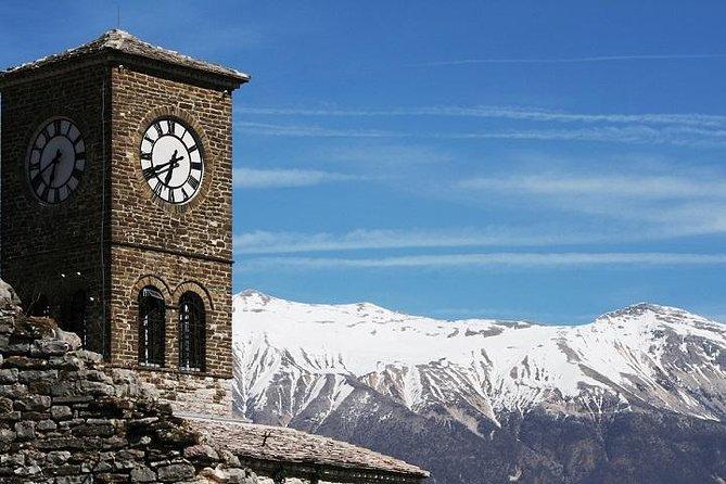 Visit the City of Gjirokastra